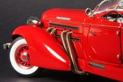 '35 Speedster castanho-aloirado Fotografia de Stock Royalty Free
