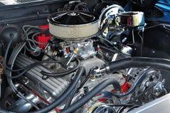 350大功率的引擎 免版税库存图片