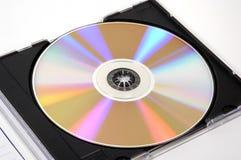 装入cd 免版税库存照片