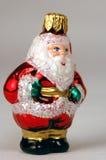 装饰圣诞老人 库存照片