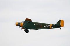 352L klassiek vliegtuig CASA Royalty-vrije Stock Afbeeldingen