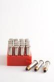 .357 Botella doble Imágenes de archivo libres de regalías