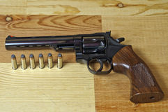 357 Magnum Royalty Free Stock Photos