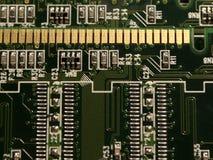 计算机ii内存模块 免版税库存照片