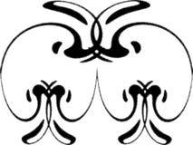 设计形状 皇族释放例证