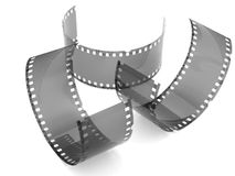 35mm影片 免版税图库摄影