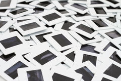 35mm摄影幻灯片 免版税库存图片