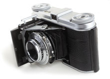 35mm照相机早期的影片 库存图片