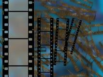 35mm胶卷画面高分辨率 免版税图库摄影