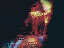 35mm abstract Στοκ φωτογραφία με δικαίωμα ελεύθερης χρήσης