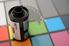 35mm färgfilm arkivfoto