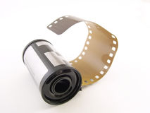 35mm Film 2 Royalty Free Stock Photography