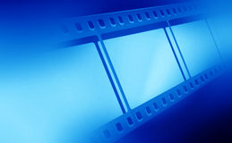 35mm Film. Strip,2D art Royalty Free Stock Photo