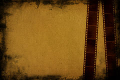 35mm film background Stock Photo