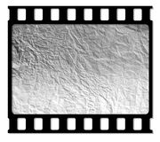35mm film frame Stock Image