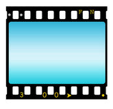 35mm film frame. For background,Digital art Stock Photography