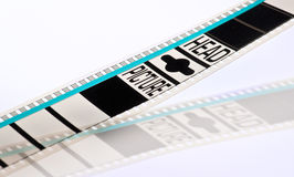 35mm film projection Royalty Free Stock Photos