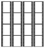 35mm film strip frames frame royalty free stock photo