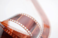 35mm filmnegative Arkivbilder
