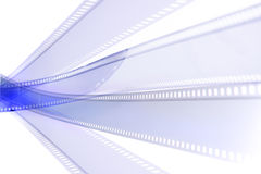35mm Filmstreifen Lizenzfreies Stockbild
