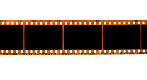 35mm filmstrip Royaltyfri Foto