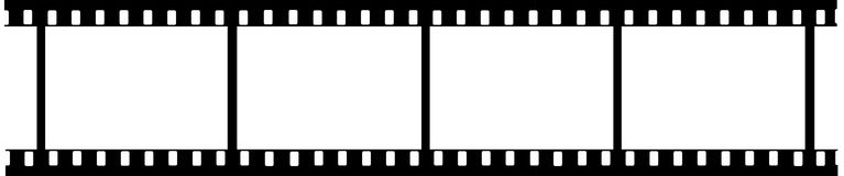 35mm Filmstrip Royalty Free Stock Image