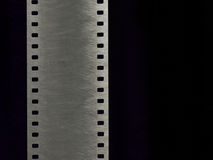 35mm metallo ed argento Fotografia Stock