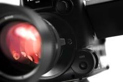 35mm Objektiv Stockbild