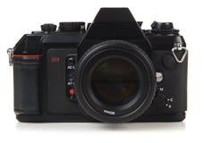35mm SLR照相机 库存图片