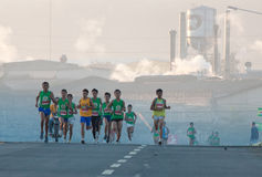 35th Milo Marathon Philippines Stock Photography