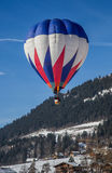35to festival del globo del aire caliente 2013, Suiza Fotos de archivo