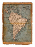 36 Map of South America Royalty Free Stock Photos