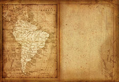 36 Map of South America Stock Photos