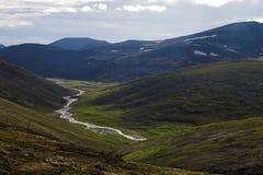 36 polara ural Fotografering för Bildbyråer