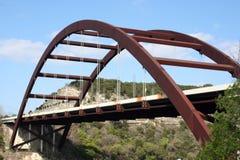 360奥斯汀桥梁 库存图片