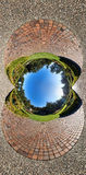360 Garden Stock Images