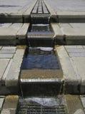 跨步含水 免版税库存照片