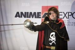 37 2008 экспо anime Стоковое Изображение