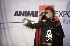37 anime 2008 expo Obraz Stock