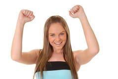 37 fitness dziewczyny zdrowia fizycznego Obrazy Royalty Free