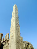 37 karnak寺庙 免版税库存照片