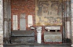 379 386 ambrogio大教堂意大利sant的米兰 库存照片