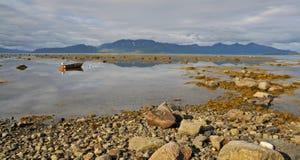 38北部挪威 库存图片