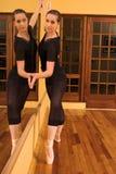 38芭蕾舞女演员 免版税库存照片