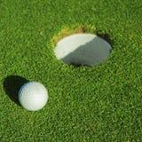 38高尔夫球运动员 库存照片