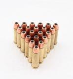 38 balas especiais Fotografia de Stock Royalty Free