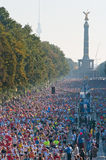 38. Maratona 2011 de Berlim Foto de Stock Royalty Free