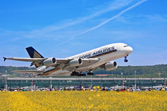 A-380 Royalty-vrije Stock Afbeelding