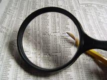 销售股票 库存照片
