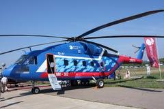 382直升机mi 免版税库存图片